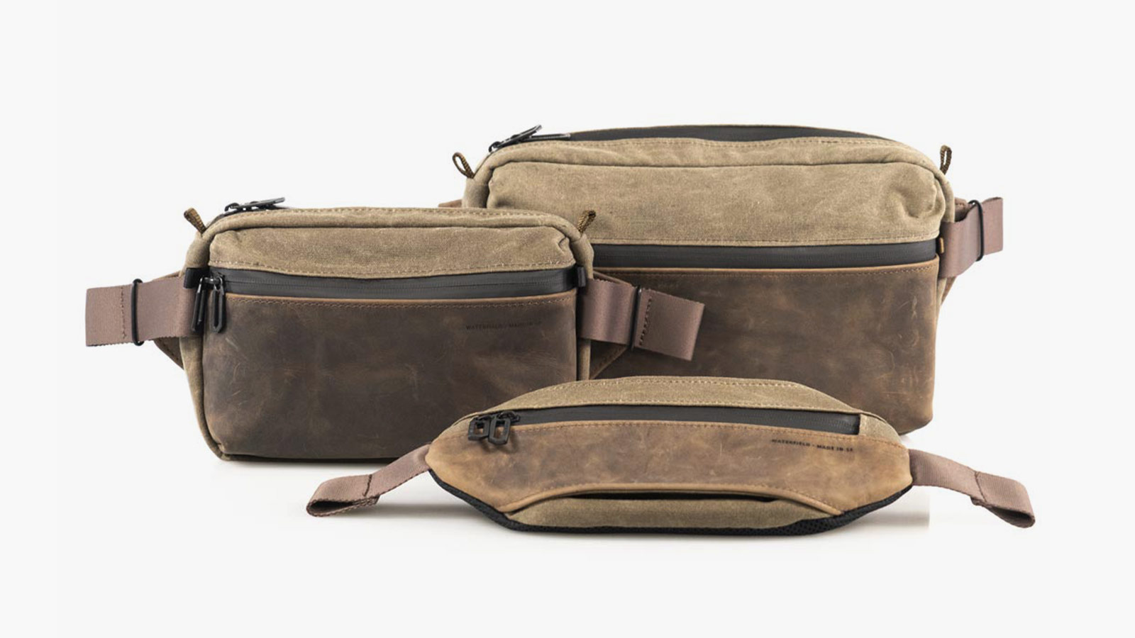 WaterField Designs Hip Sling Bag Collection