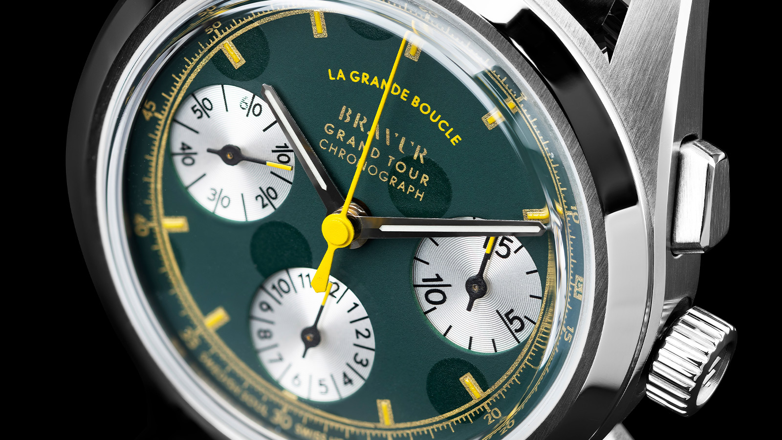 Bravur La Grande Boucle Chronograph