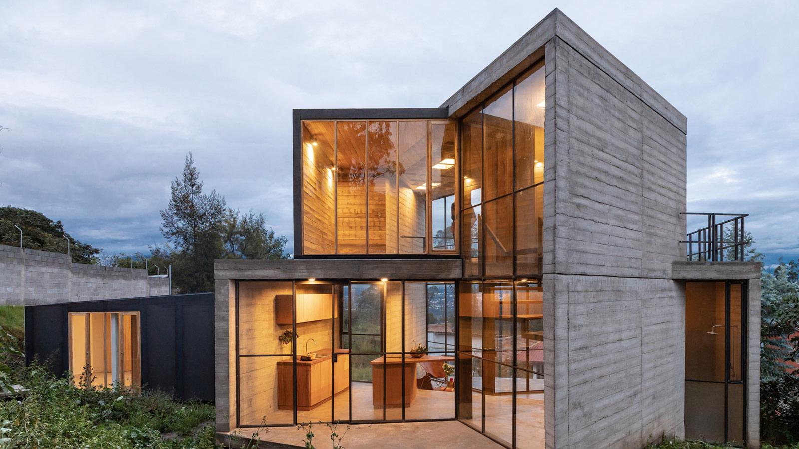 Muta House by Emilio López Arquitecto