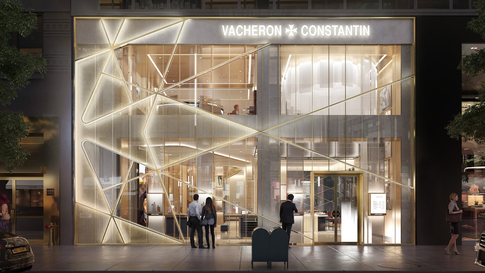 Vacheron Flagship Store in New York City