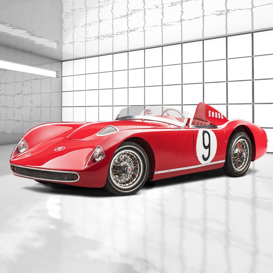 1957 Skoda 1100 OHC