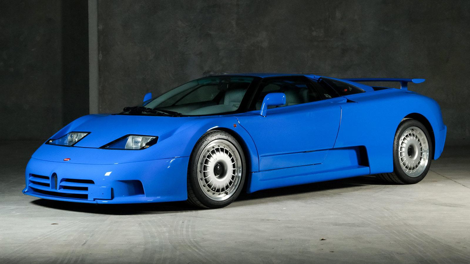 1994 Bugatti EB 110 GT Prototype