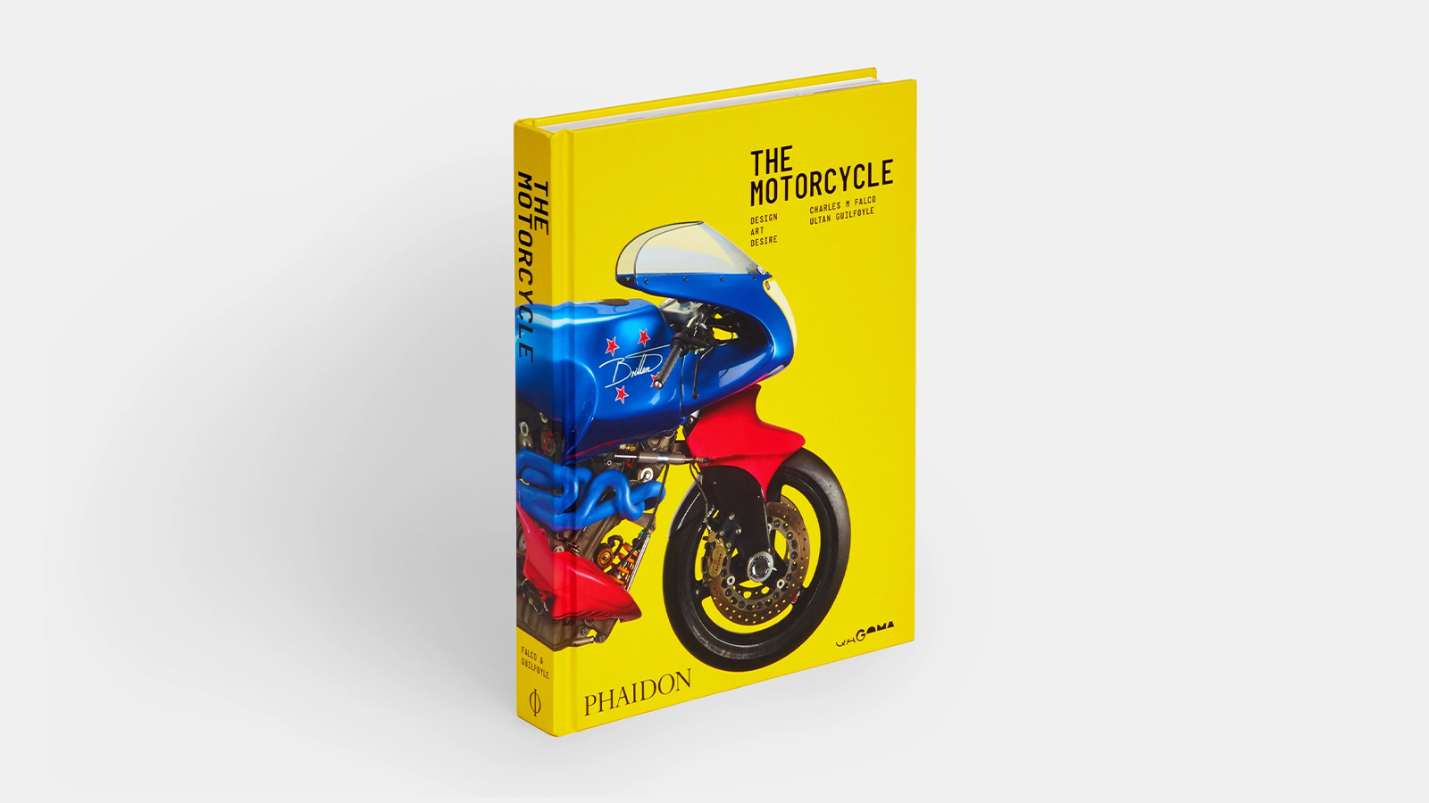 'The Motorcycle: Desire, Art, Design' by Charles M Falco & Ultan Guilfoyle