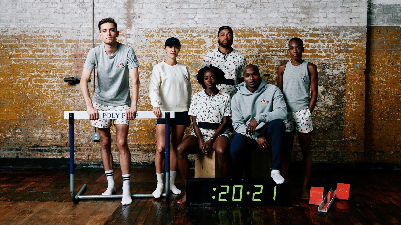 Tracksmith Track & Field Collection