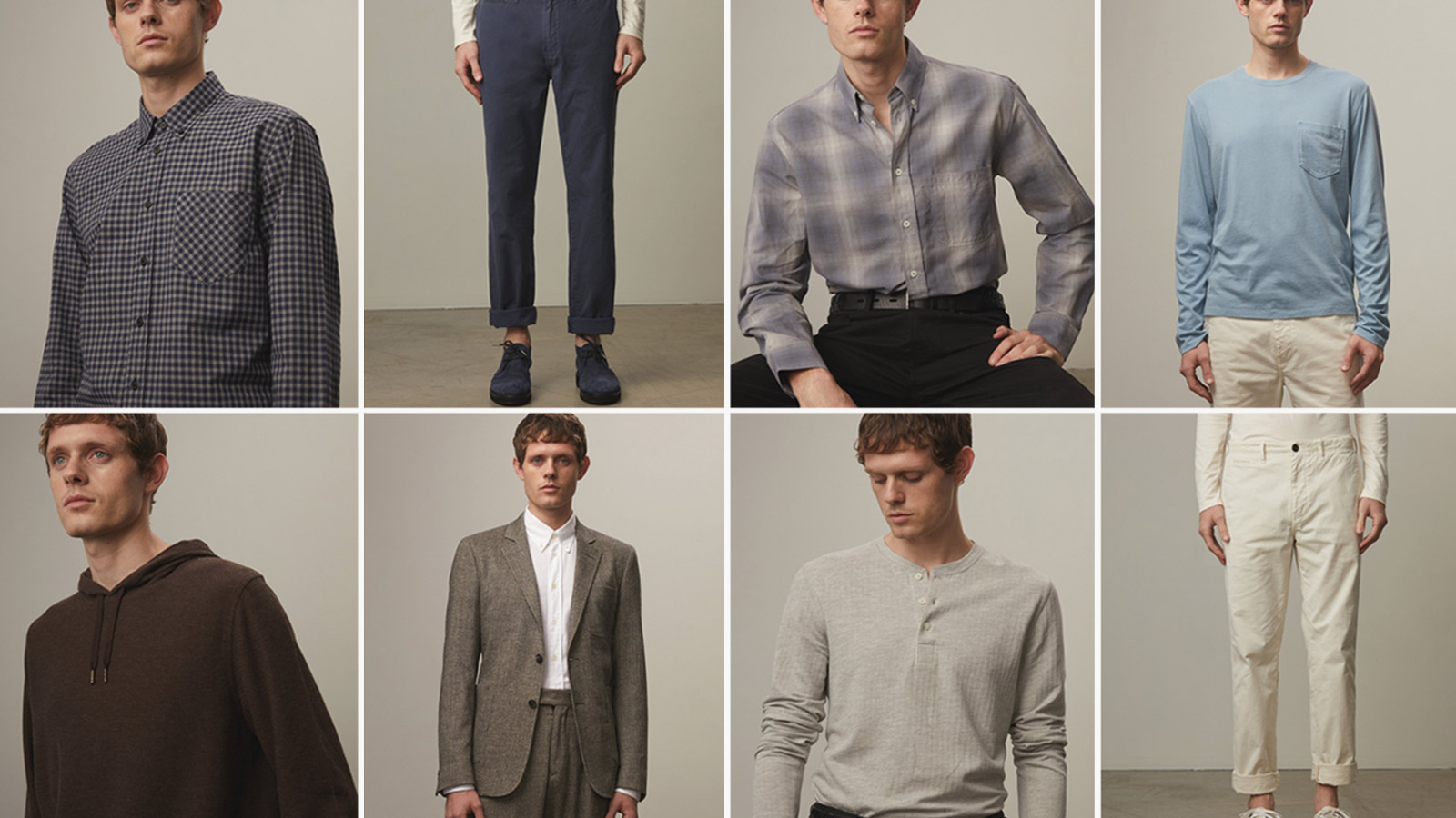 Billy Reid Fall Collection