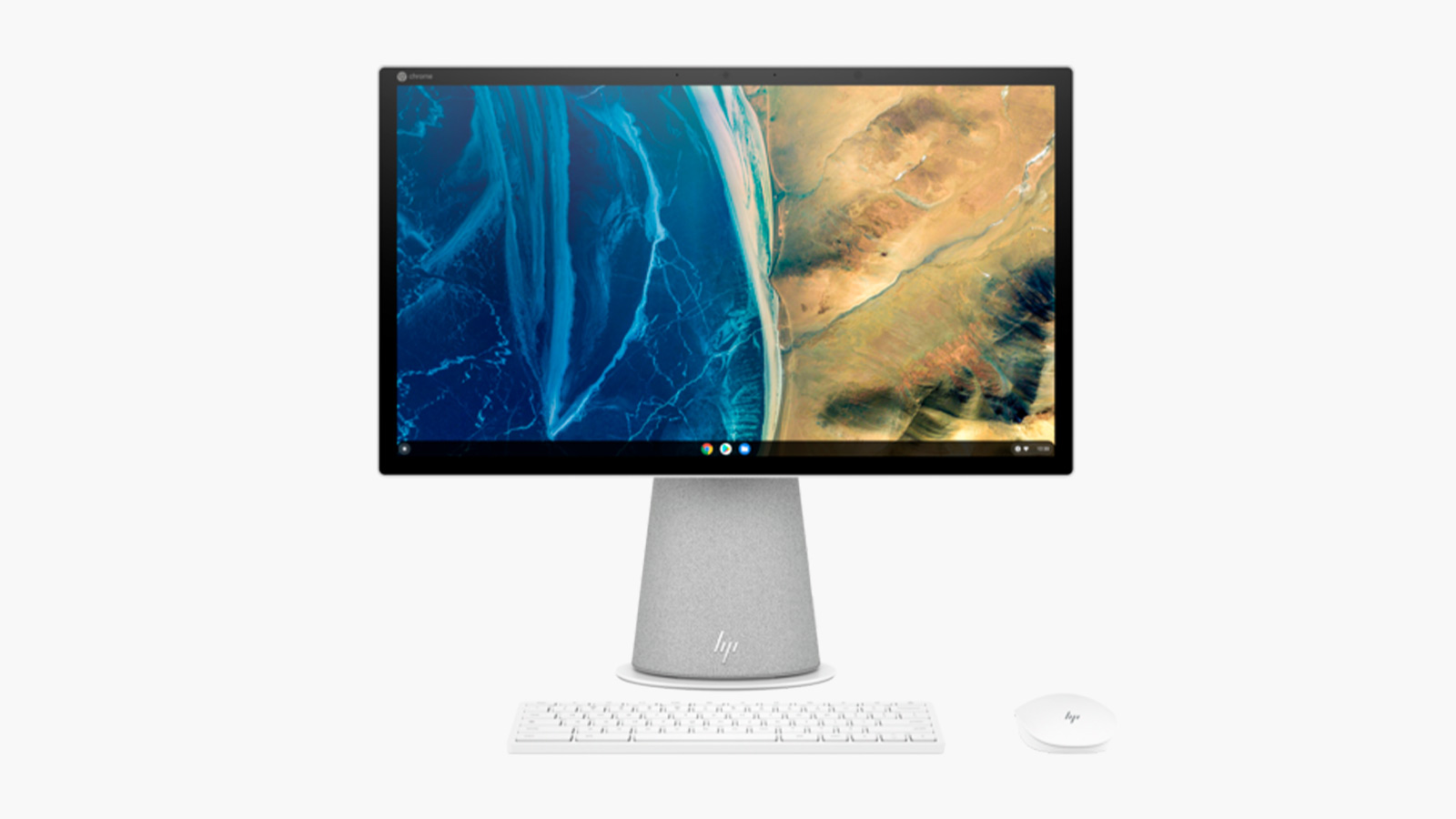 HP Chromebase 21.5 inch All-in-One Desktop