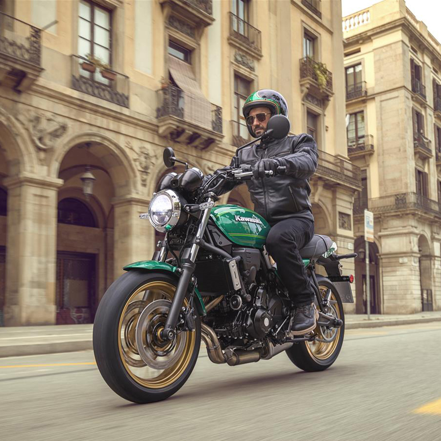 2022 Kawasaki Z650RS
