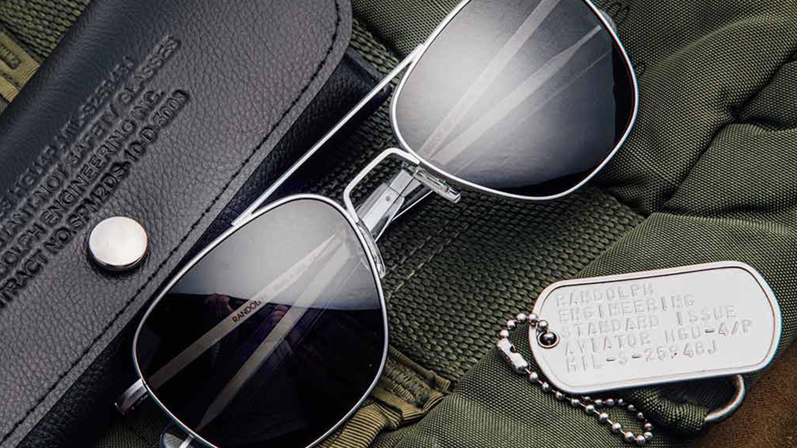 Randolph Aviator Military Special Edition