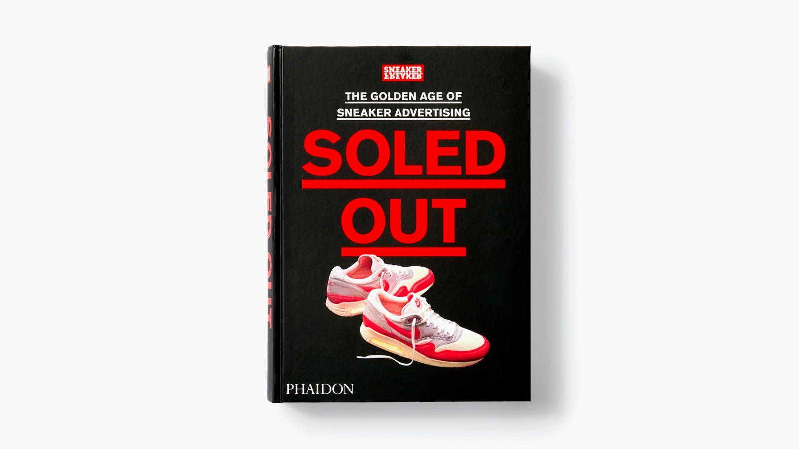 'Soled Out: The Golden Age of Sneaker' Advertising by Sneaker Freaker