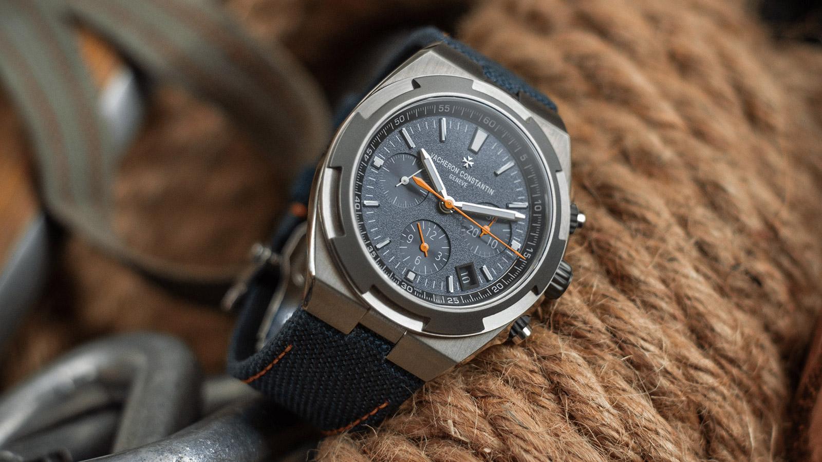 Vacheron Constantin Overseas Everest Chronograph and Overseas Everest Dual Time