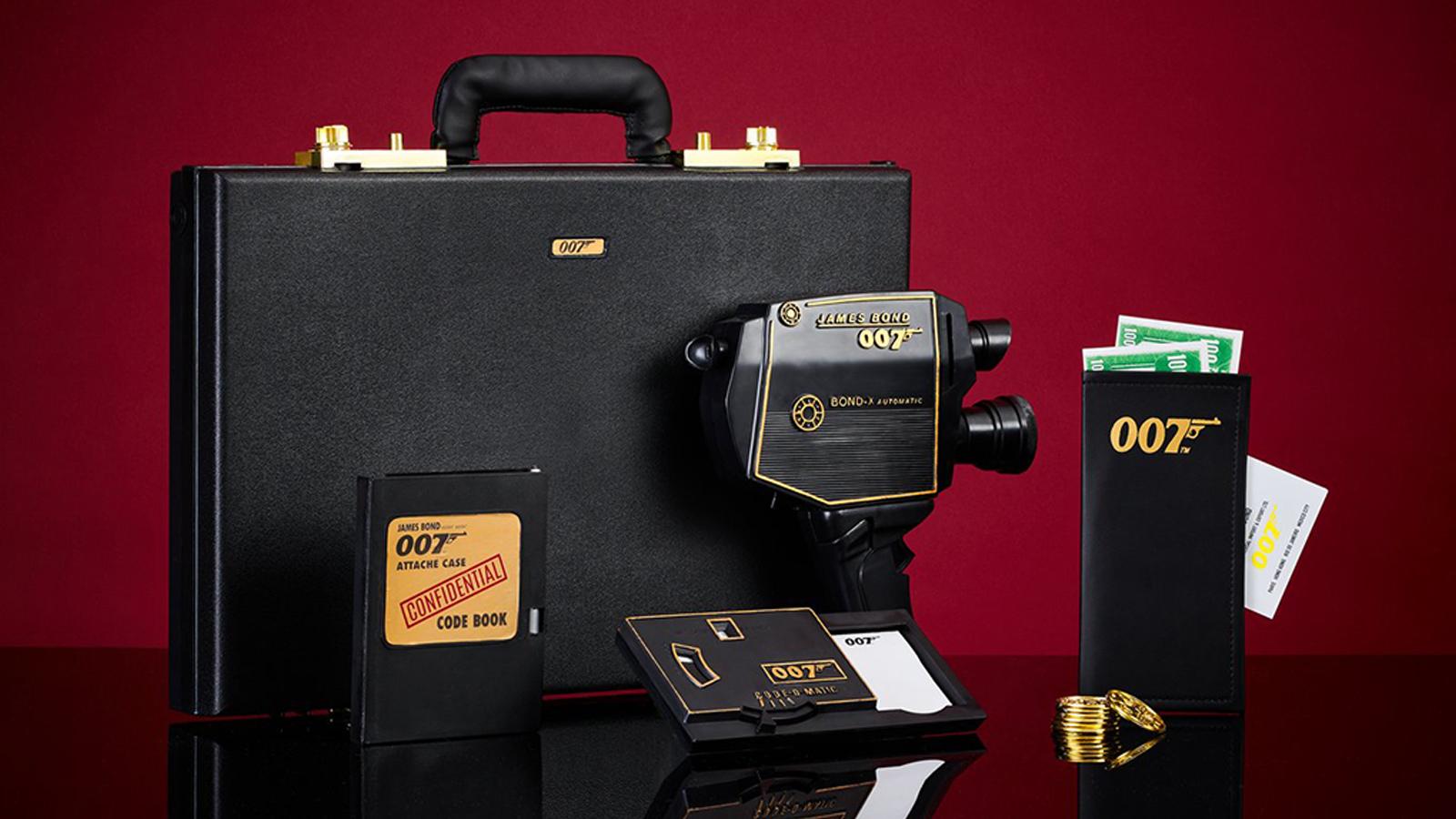 James Bond 007 Secret Agent Attache Case