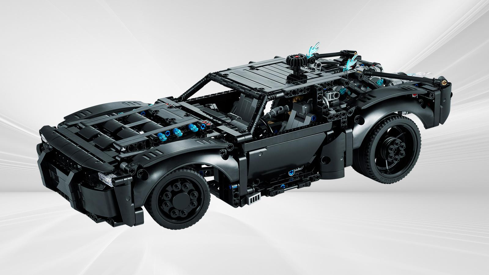 LEGO The Batman - Batmobile
