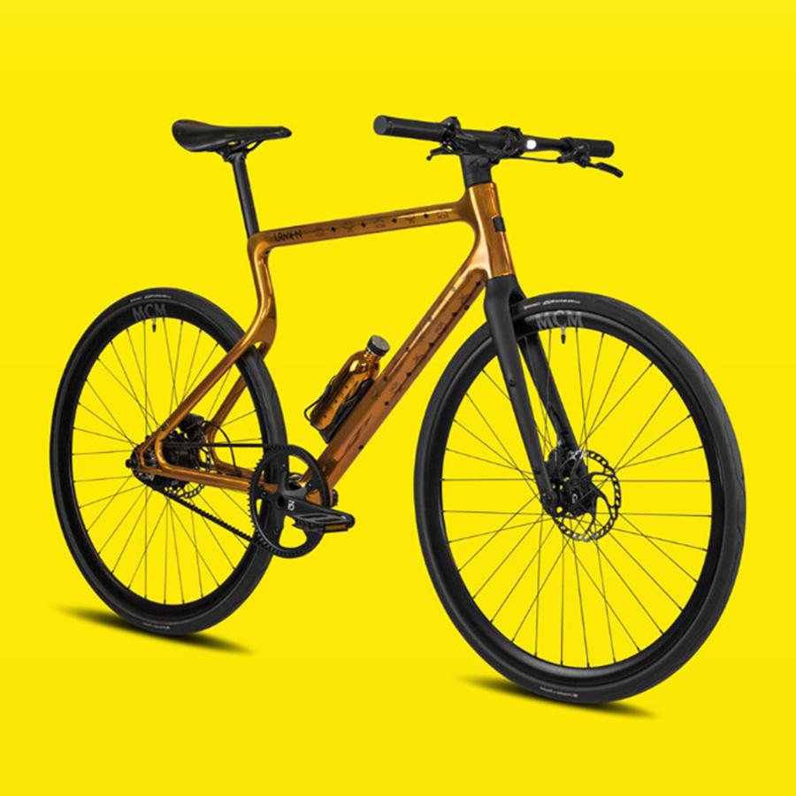 Urwahn x MCM Urban E-Bike